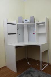 eckarbeitsplatz haushalt m bel gebraucht und neu kaufen. Black Bedroom Furniture Sets. Home Design Ideas