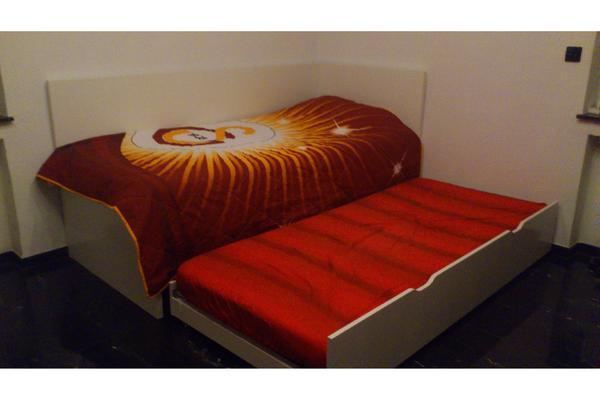 ikea odda bett in winnenden ikea m bel kaufen und verkaufen ber private kleinanzeigen. Black Bedroom Furniture Sets. Home Design Ideas