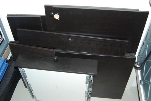 1x ikea rationell schublade 60 cm np 21 eur ikea applad fronten schwarz verschiedene fronten. Black Bedroom Furniture Sets. Home Design Ideas