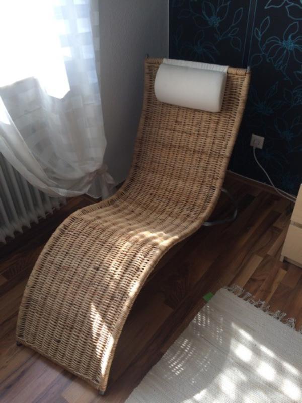 ikea rattanliege in weingarten ikea m bel kaufen und verkaufen ber private kleinanzeigen. Black Bedroom Furniture Sets. Home Design Ideas