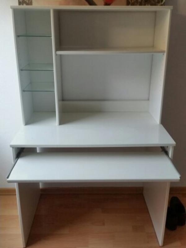 schreibtisch wei er neu und gebraucht kaufen bei. Black Bedroom Furniture Sets. Home Design Ideas