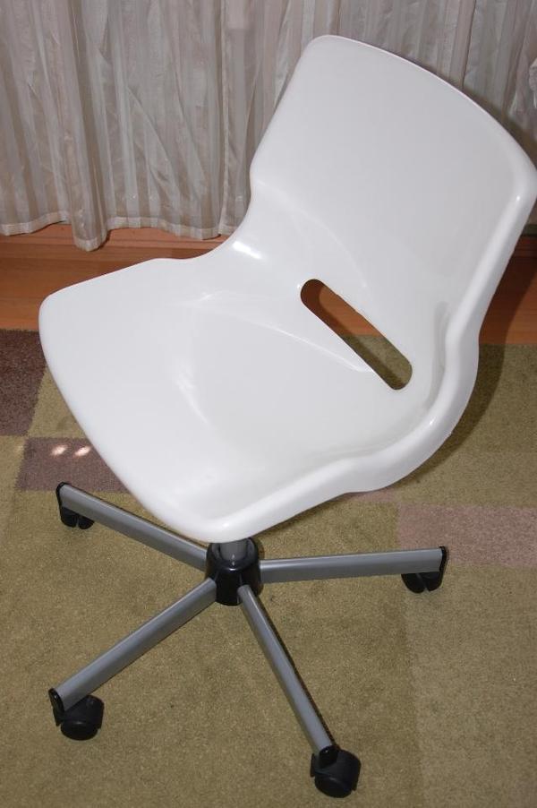ikea snille drehstuhl weiss top zustand in heidelberg ikea m bel kaufen und verkaufen ber. Black Bedroom Furniture Sets. Home Design Ideas