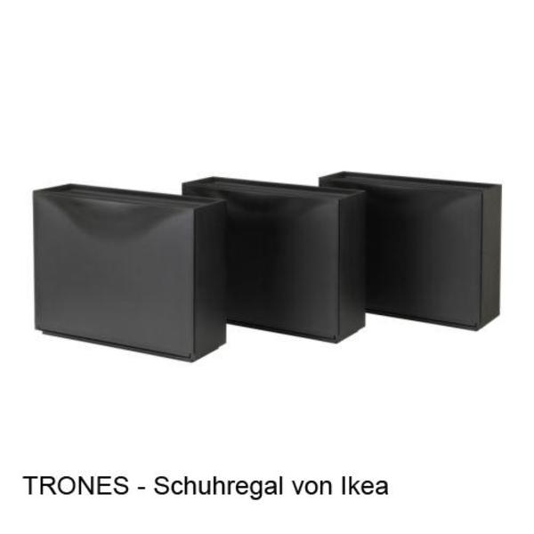 Ikea Redd Schuhregal Kaufen ~ IKEA Trones Schuhregal in München  IKEA Möbel kaufen und verkaufen