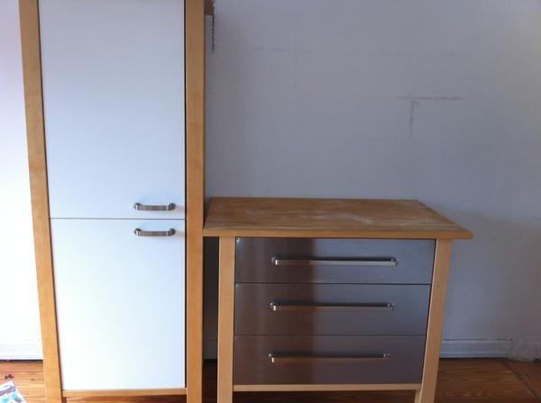 verkaufe meine ikea v rde k che ca 10 jahre mit den blichen gebrauchsspuren incl elektroherd. Black Bedroom Furniture Sets. Home Design Ideas
