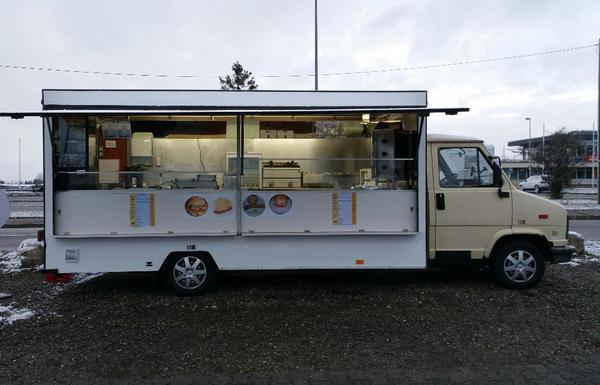 imbisswagen in augsburg anh nger auflieger kaufen und verkaufen ber private kleinanzeigen. Black Bedroom Furniture Sets. Home Design Ideas