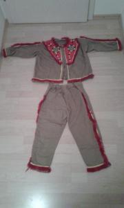Indianer-Kostüm für