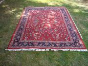 Indischer Täbriz Teppich
