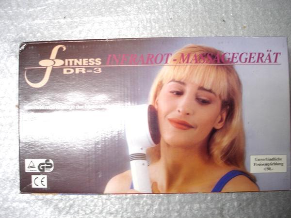 infrarot massageger t fitness dr 3 neu in stuttgart kosmetik und sch nheit kaufen und. Black Bedroom Furniture Sets. Home Design Ideas