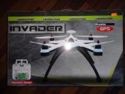 Invader QuadroCopter GPS