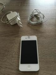 iPhone 4S, weiß,