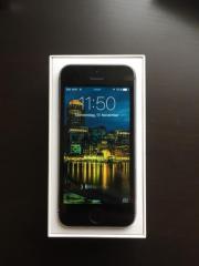 Iphone 5s Spacegrau,