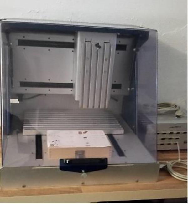 isel cnc modular maschine in augsburg ger te maschinen kaufen und verkaufen ber private. Black Bedroom Furniture Sets. Home Design Ideas