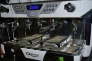 Italienische Siebträger Kaffeemaschine