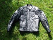 IXS Motorradjacke Leder