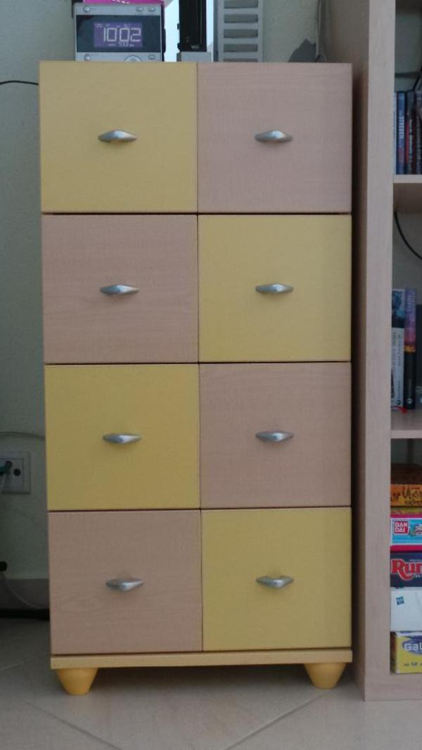 Jugendzimmer in gelb und blau 2x in oberschlei heim for Jugendzimmer in blau