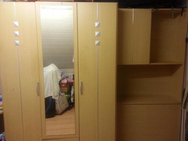 Jugendzimmer schrank neu und gebraucht kaufen bei for Jugendzimmer ohne schrank