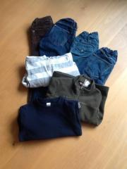 Jungskleidung, Gr. 116-