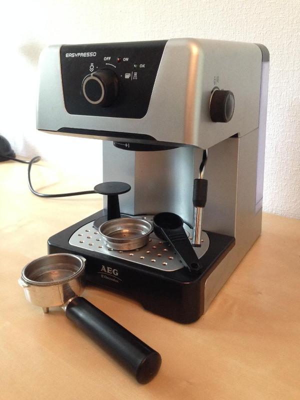 kaffeemaschine aeg kaffee espressomaschinen. Black Bedroom Furniture Sets. Home Design Ideas
