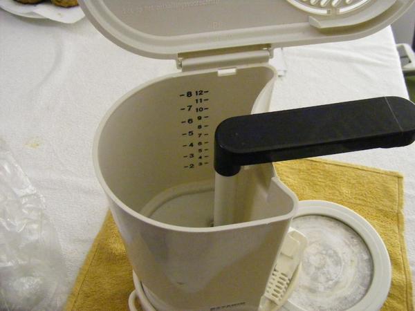 kaffeemaschine zu verschenken, neuwertig in bad rappenau  ~ Kaffeemaschine Zu Verschenken