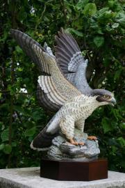 Kaiser Porzellan Vogel