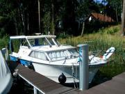 kaj tboot hausboot voyager 780 860 werftbau rechlin in waren motorboote kaufen und verkaufen. Black Bedroom Furniture Sets. Home Design Ideas