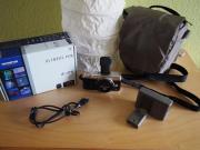 Kamera Olympus Pen E-P5 Kit VF-4 - NEUWERTIG - OVP - Tasche Verkaufe eine Kamera Olympus Pen E-P5-Silber - 540 Auslösungen mit OVP und einen Sucher VF-4. Die Kamera wurde am 08.02.2016 gekauft und hat somit ... 500,- D-01067Dresden Heute, 12:16 Uhr, Dresd - Kamera Olympus Pen E-P5 Kit VF-4 - NEUWERTIG - OVP - Tasche Verkaufe eine Kamera Olympus Pen E-P5-Silber - 540 Auslösungen mit OVP und einen Sucher VF-4. Die Kamera wurde am 08.02.2016 gekauft und hat somit