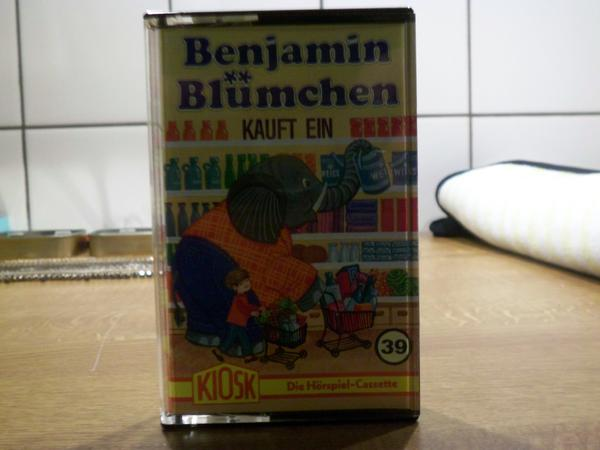 Kassette benjamin blümchen in berlin sonstiges