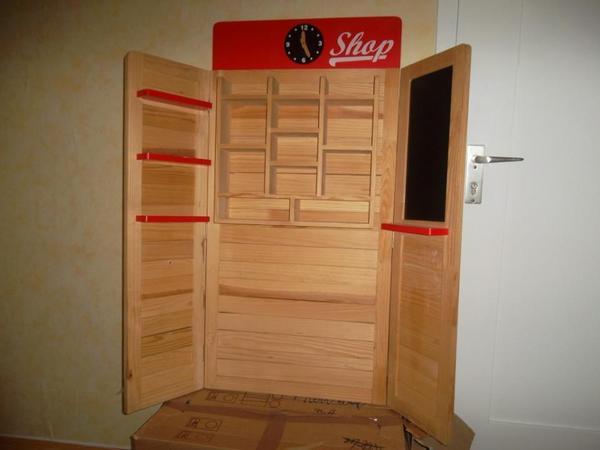 Kaufladen Holz Kleinanzeigen ~ kaufladen mit tafel kaufladen mit uhr und tafel 10 76227 karlsruhe 08