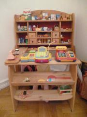 kaufmannsladen kasse kinder baby spielzeug g nstige angebote finden. Black Bedroom Furniture Sets. Home Design Ideas