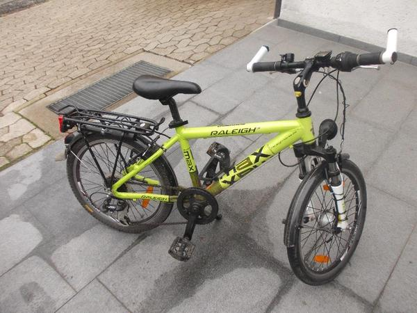 kinder fahrrad 20 39 raleigh in bad herrenalb kinder. Black Bedroom Furniture Sets. Home Design Ideas