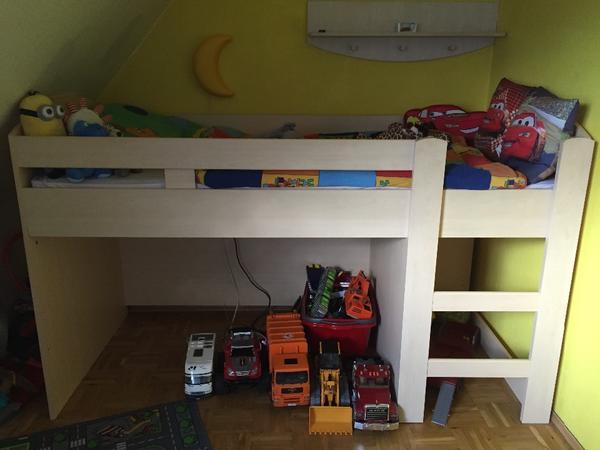 kinder hochbett kleinanzeigen m bel wohnen. Black Bedroom Furniture Sets. Home Design Ideas