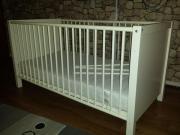Kinderbett, Bett, Matratze,