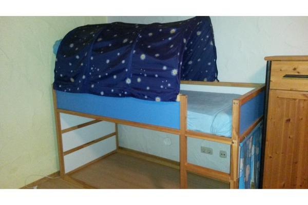hohes hochbett neu und gebraucht kaufen bei. Black Bedroom Furniture Sets. Home Design Ideas