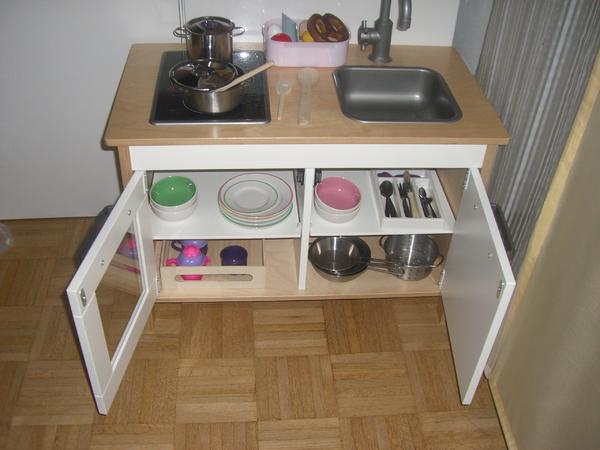 ikea kinderk che zu verkaufen. Black Bedroom Furniture Sets. Home Design Ideas