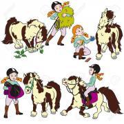 Kinderreitnachmittage in Haubersronn