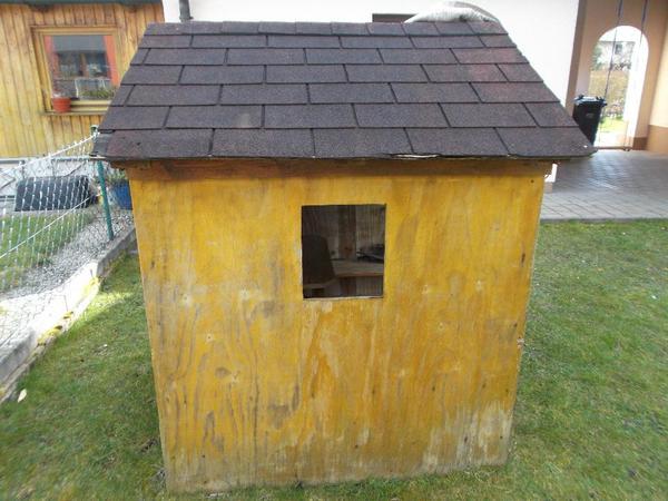 Kinderspielhaus Holz Gebraucht ~ kinderspielhaus kinderspielhaus für garten biete ein