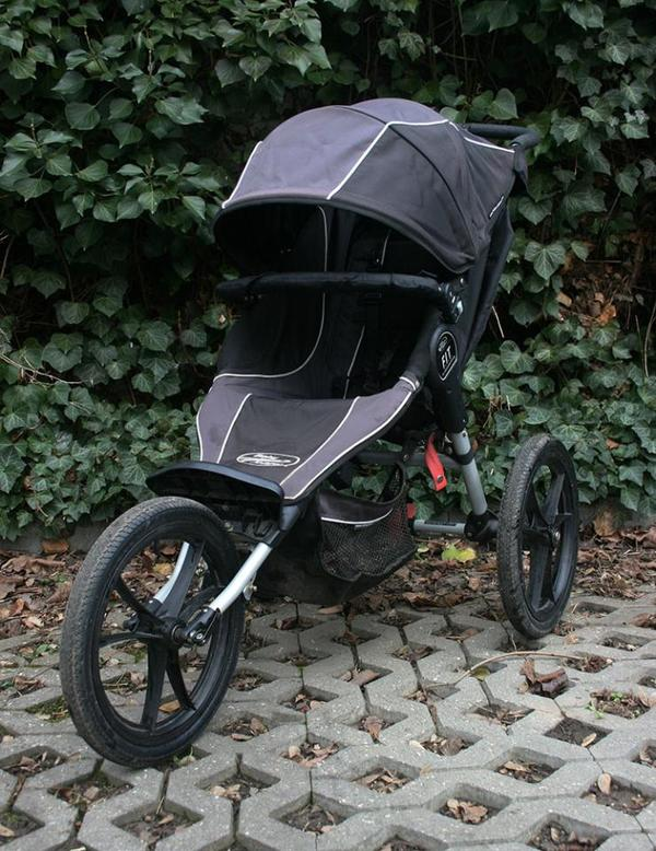 kinderwagen babyjogger f i t in schwarz grau in leipzig buggys sportwagen kaufen und. Black Bedroom Furniture Sets. Home Design Ideas