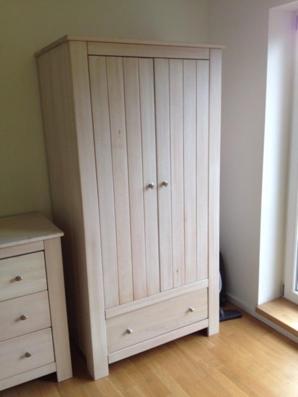 kinderzimmerm bel massiv weiss natur white wash in. Black Bedroom Furniture Sets. Home Design Ideas