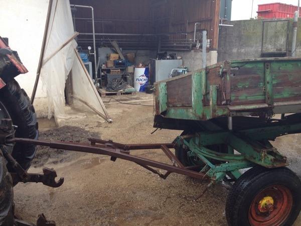 kipper anh nger ca 4 to in achern traktoren landwirtschaftliche fahrzeuge kaufen und. Black Bedroom Furniture Sets. Home Design Ideas