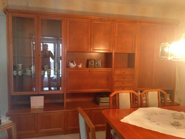 kirschbaum wohnzimmerschrank. Black Bedroom Furniture Sets. Home Design Ideas