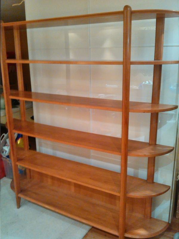 kirschholz regal 40 4 teiliges kerzenst nder set 60 puppenh user u sicomatic t pfe. Black Bedroom Furniture Sets. Home Design Ideas