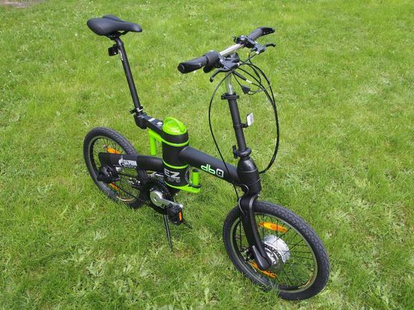 klappbares e bike in leverkusen sonstige fahrr der. Black Bedroom Furniture Sets. Home Design Ideas