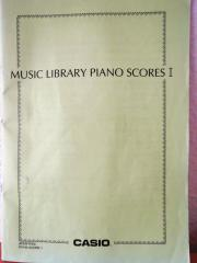 Klaviernoten-Klassik: Music