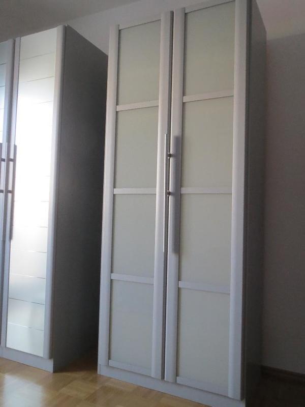 kleiderschrank mit geringer tiefe zu verkaufen in freising. Black Bedroom Furniture Sets. Home Design Ideas