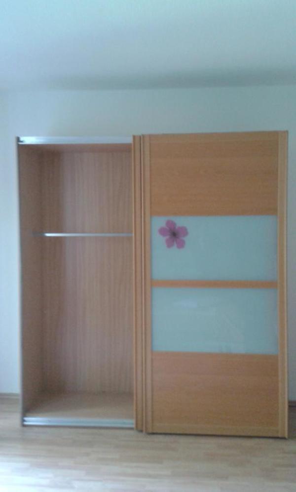 kleiderschrank mit schiebet ren in m rlenbach schr nke sonstige schlafzimmerm bel kaufen und. Black Bedroom Furniture Sets. Home Design Ideas