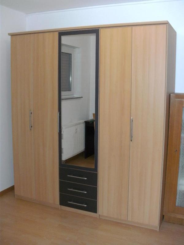 schrank grau neu und gebraucht kaufen bei. Black Bedroom Furniture Sets. Home Design Ideas