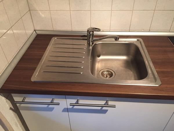 Kleine und praktische Küche in Heidelberg - Küchenzeilen ...