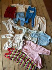 Kleines Klamottenpaket für