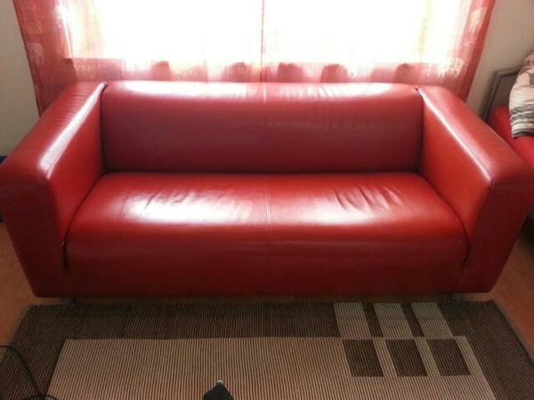 leder couch kleinanzeigen familie haus garten. Black Bedroom Furniture Sets. Home Design Ideas