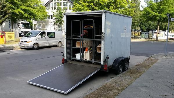 anh nger auflieger auto motorrad berlin gebraucht. Black Bedroom Furniture Sets. Home Design Ideas